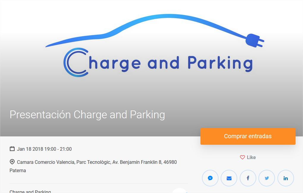 Billeto Charge and Parking